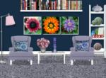 Flower Pictures Room - Amajeto