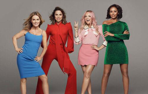 Les Spice Girls sont de retour