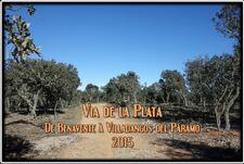 Via de la Plata Benavente → Villadangos del Páramo