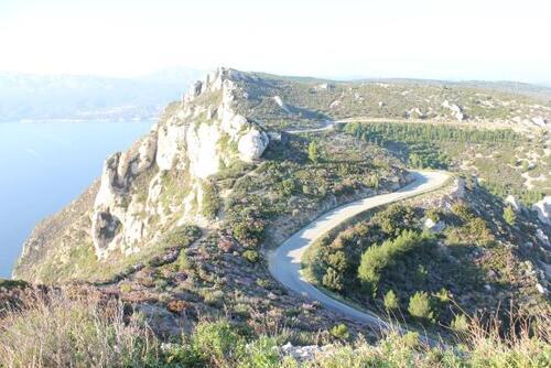 Nos magnifiques routes de France , la suite d'hier,