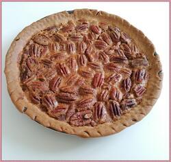 Tuto : tarte aux noix et noix de pécan