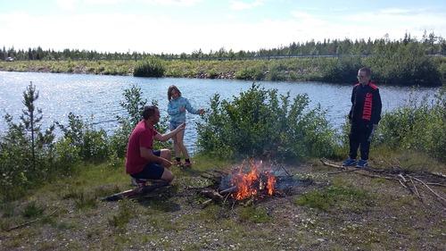 De Rovaniemi au Cap Nord