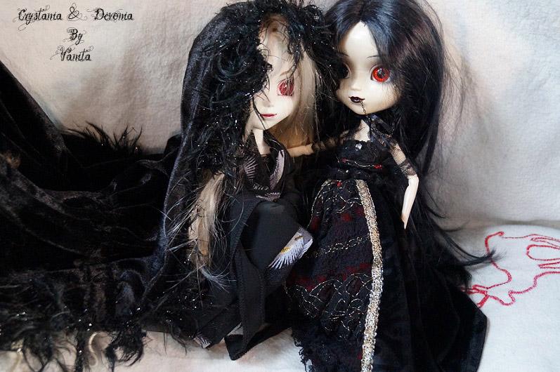 Crystania & Dévonia