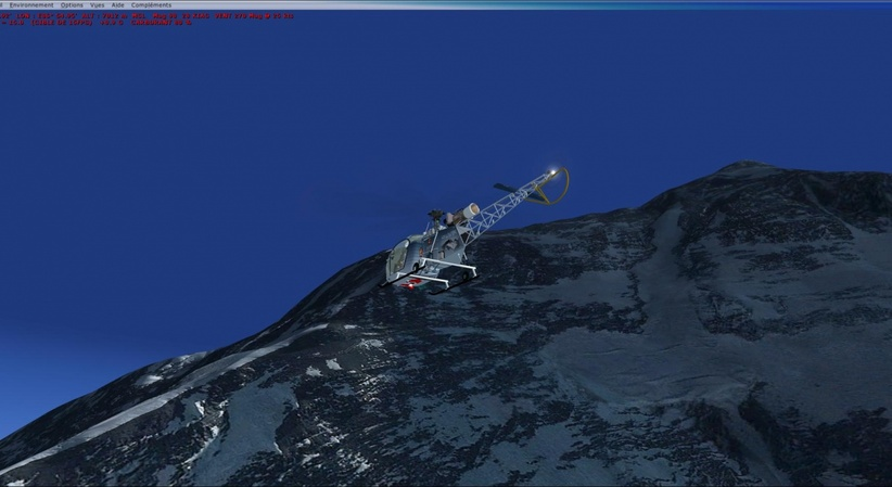 "Everest with Service1 + Alouette II from P. Salzgeber ""turbocompressed"" by myself"