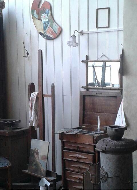 Atelier de suzanne valadon Suite