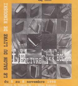 Salon du livre : Rimouski