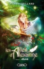 les ailes d alexanne tome1,2,3