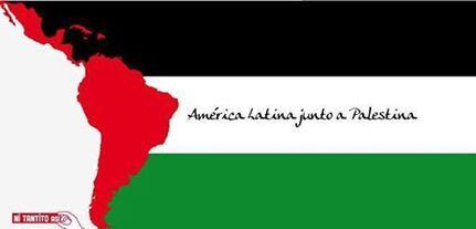 L'Amérique latine solidaire des Palestiniens sauve l'honneur...