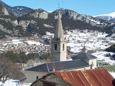 Eglise de Villarodin