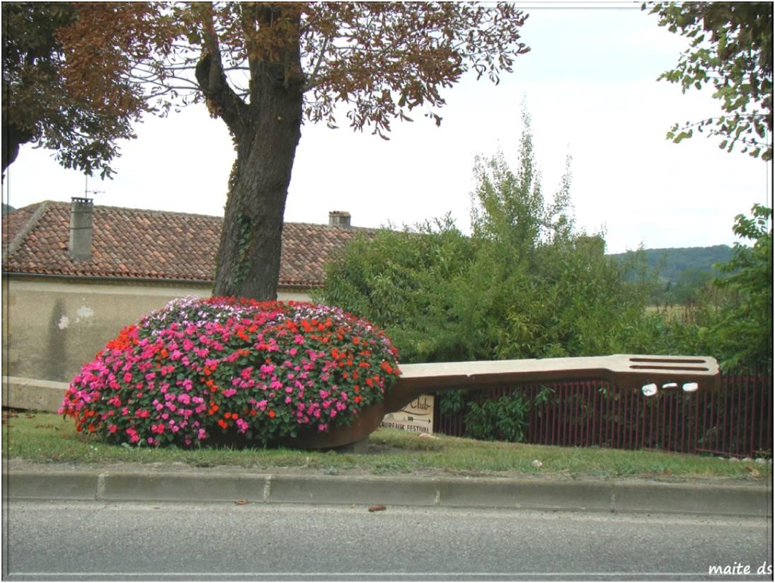Décors floraux