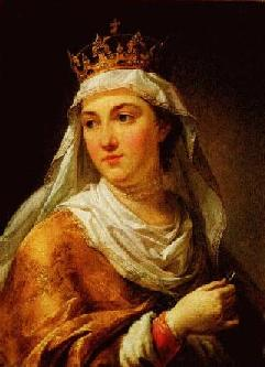 Sainte Hedwige. Duchesse de Silésie († 1243)