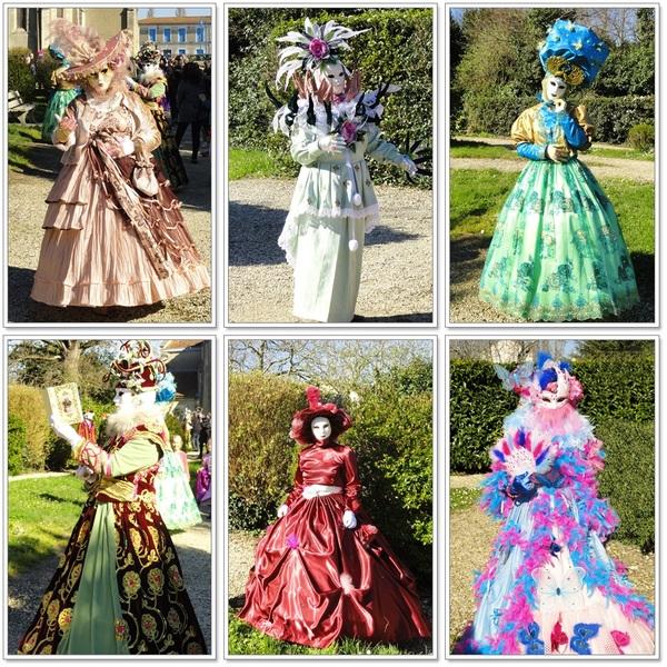 Etaules - Carnaval Vénitien 2014