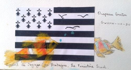 Mon carnet de voyage BRETAGNE