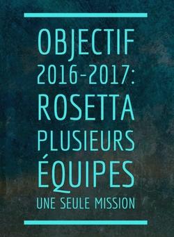 Projet science en 6eme : la sonde Rosetta