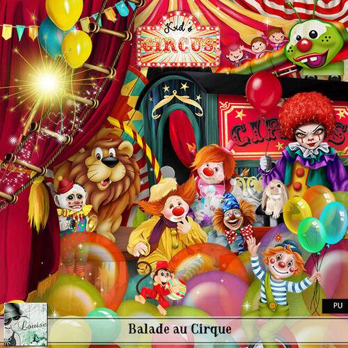 Balade au Cirque