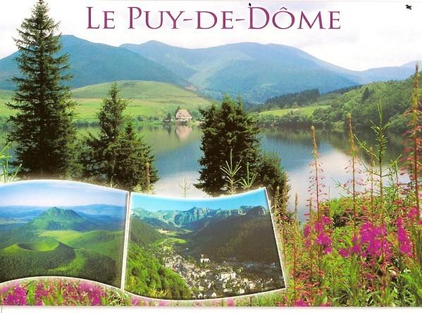 Puy de Dôme Violette