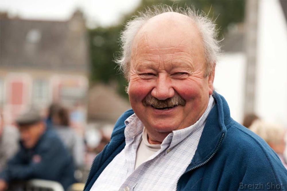 Roudouallec : Fierté d'un éleveur de chevaux bretons