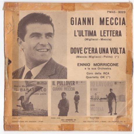 Gianni Meccia 1961