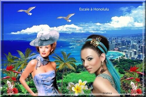 "défi Mary-Poppins ""escale à Honolulu"""