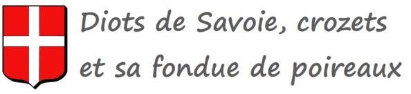 Diots de Savoie, crozets et sa fondue de poireaux
