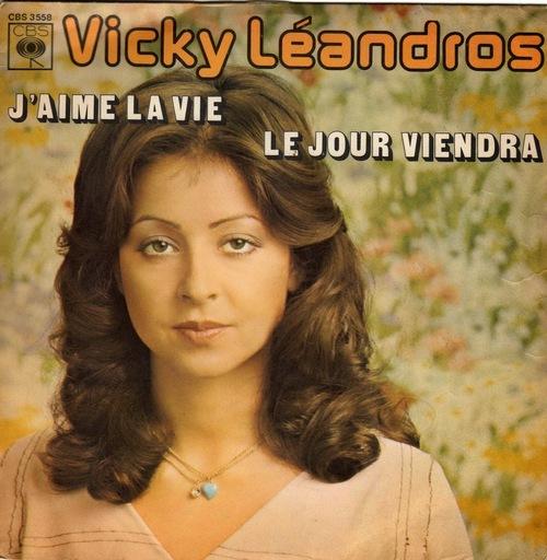 Vicky Leandros - J'Aime La Vie (1975)