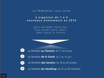 Page 2 La FFE vous invite