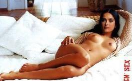 Salma Hayek, star top sexy nue
