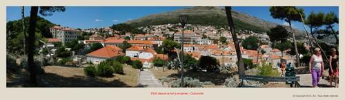 Vacances 2015 - Dubrovnik en Croatie