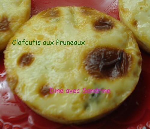 Clafoutis aux Pruneaux 8