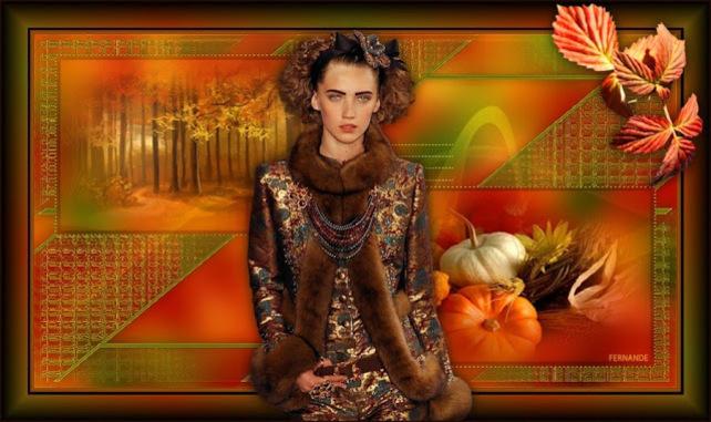 FAU0004 - Tube femme automne