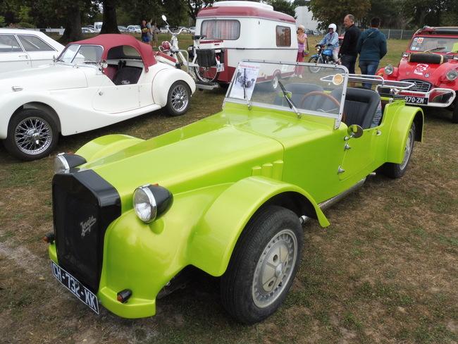 Mildéfis - Une voiture ancienne