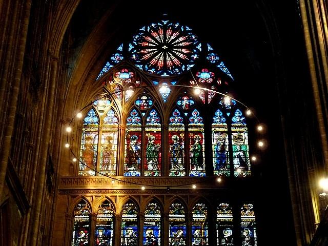 La nuit des cathédrales à Metz 14 Marc de Metz 2012