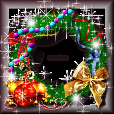 Tube Noel vectoriel 2844