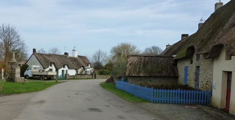 Village de Bréca à Saint-Lyphard