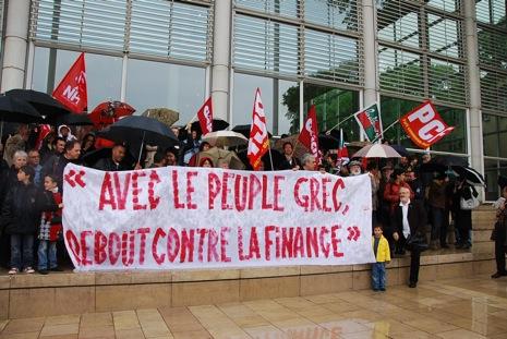 Grèce: le salaire minimum doit baisser pour favoriser l'emploi