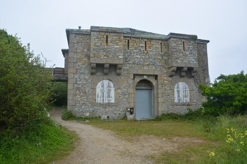 Finistère - Pointe du grand Gouin