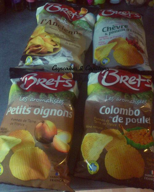 Bret's -chips français-