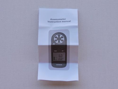 COLEMETER - Anémomètre WM12