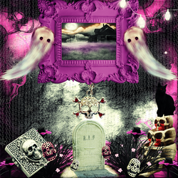Halloween calendrier fantôme code inclu