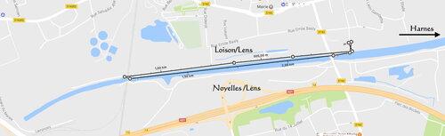 Entre Noyelles et Loison