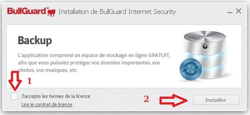 BullGuard Internet Security 17 - Licence 1 an gratuit