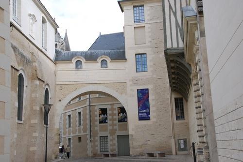 Anzers: le Musée des Beaux Arts