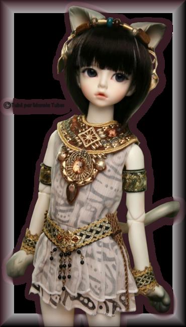 Tubes dolls 2974