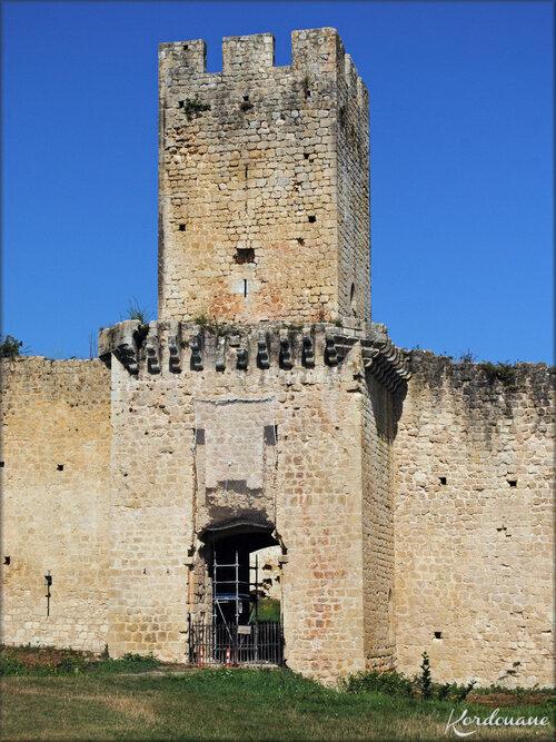 Photos du château de Budos - Entre deux mers