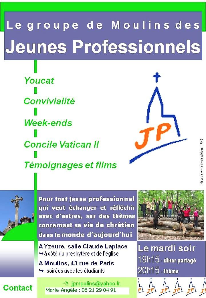 Groupe de Jeune Pro