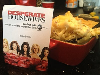 Desperate Housewives ou le gratin de macaronis de Susan Meyer