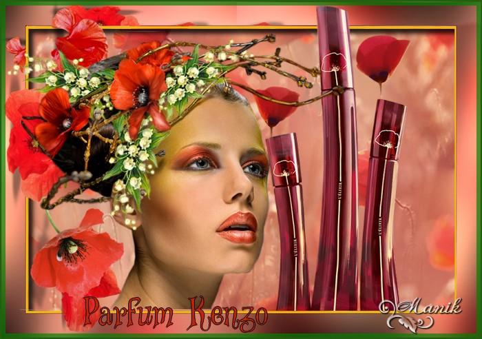 Défi pour Beauty Parfum Kenzo