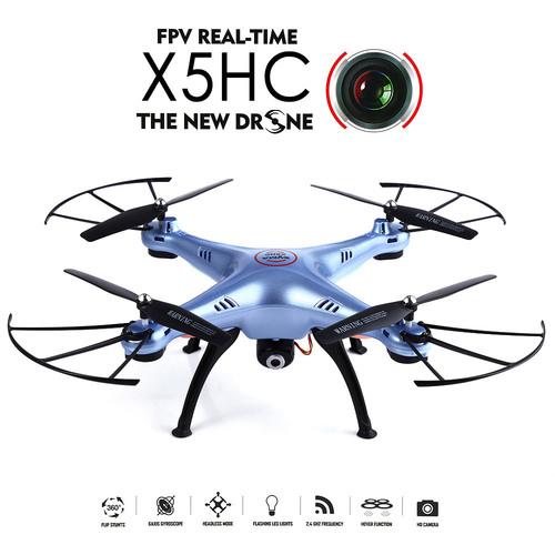 Drones baratos con sistema de mantenimiento de altura