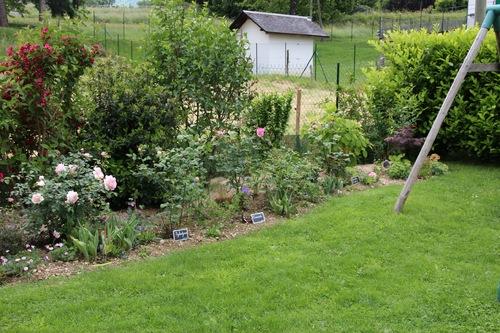 Petit tour au jardin