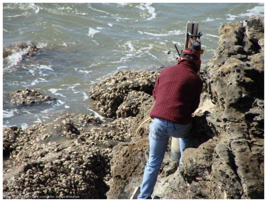 Nouvelles pêcheries corniche de Gourmalon à Pornic